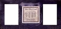 Officer's Prayer Fine Art Print