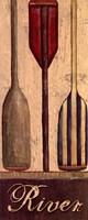 Oars II Fine Art Print