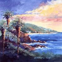 Laguna Coast Fine Art Print
