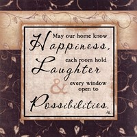 Happiness Fine Art Print