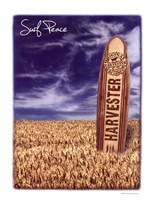 Surf Peace Fine Art Print