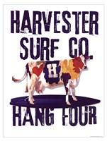 Hang Four Fine Art Print
