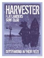 Flat Landers Club Fine Art Print