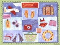 Summer Time Fine Art Print
