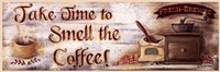 Smell the Coffee Fine Art Print