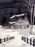 Winter's Frost Fine Art Print