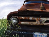 Out to Pasture Fine Art Print