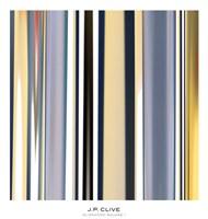 Glissando Square I Framed Print