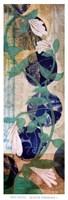 Quilted Perfoliata I Fine Art Print
