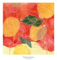 Citrus Limon II Fine Art Print