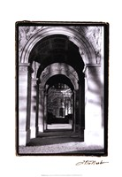 Parisian Archways I Fine Art Print