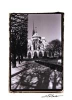 Notre Dame Cathedral I Framed Print