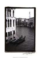 Waterways of Venice VI Framed Print