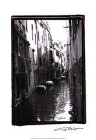 Waterways of Venice VII Framed Print