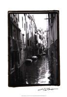 Waterways of Venice VII Framed Print