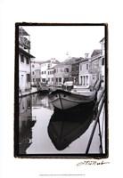 Waterways of Venice VIII Fine Art Print