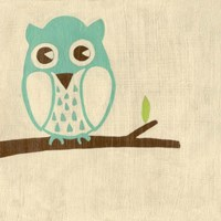 Best Friends- Owl Fine Art Print