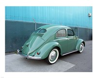 1949 VW Beetle Fine Art Print
