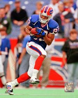Andre Reed Action Fine Art Print
