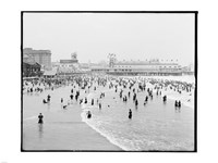 Coney Island Fine Art Print