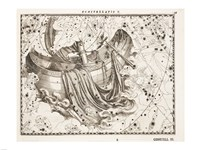 Constellation  Saint Peter's Boat Fine Art Print