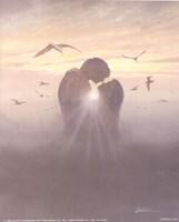 Lovers Fine Art Print