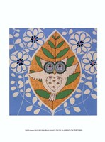 Summer Owl Fine Art Print
