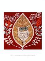 Autumn Owl Fine Art Print