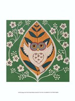 Spring Owl Fine Art Print