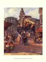 Scenes in Italy V Fine Art Print