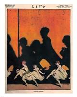 Life Drama 1914 Fine Art Print