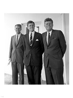 Robert Ted John Kennedy Fine Art Print