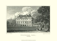 Wolterton Hall Framed Print