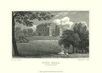 Tong Hall Framed Print