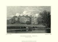 Markeaton Hall Framed Print