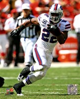 Fred Jackson 2011 Action Fine Art Print