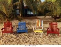 Grab A Chair Fine Art Print