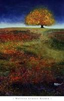 Dreaming Tree in the Field of Magic Fine Art Print