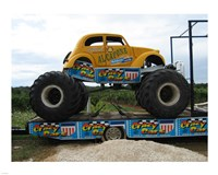 Monster Truck Beetle Fine Art Print