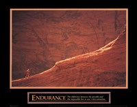 Endurance Fine Art Print