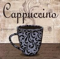 Cappuccino - petite Fine Art Print