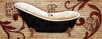 Renaissance Bath I Framed Print