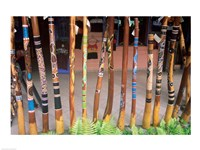 Didgeridoos Australia Fine Art Print