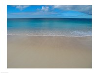Panoramic view of a sea, Eyre Peninsula, Australia Fine Art Print