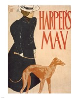 Harper's May Fine Art Print