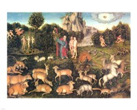 Lucas Cranach Fine Art Print