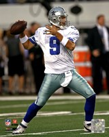 Tony Romo 2011 Action Fine Art Print