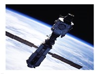 International Space Station Fine Art Print