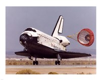 NASA Space Shuttle Discovery Fine Art Print
