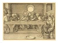The Last Supper Durer Fine Art Print